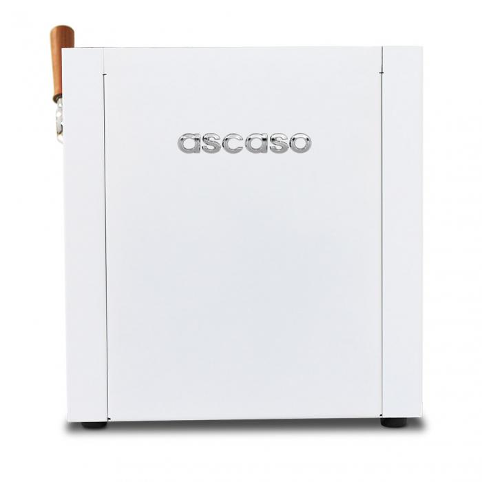 Espressor Ascaso Baby T ZERO Alb - 1 grup 3