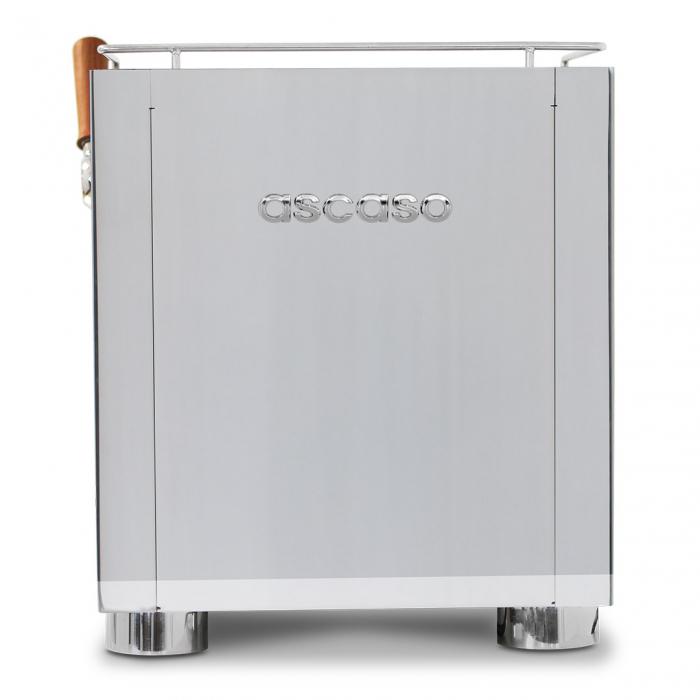 Espressor Ascaso Baby T  PLUS Inox Lucios - 1 grup 2