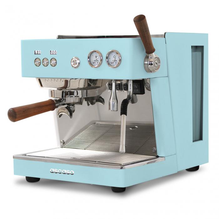 Espressor Ascaso Baby T ZERO Albastru - 1 grup 1