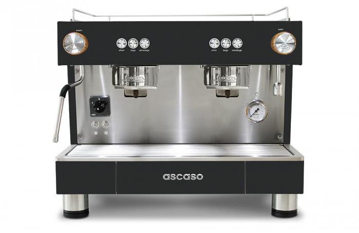 Espressor Ascaso Bar Kap - 2 Grupuri [0]