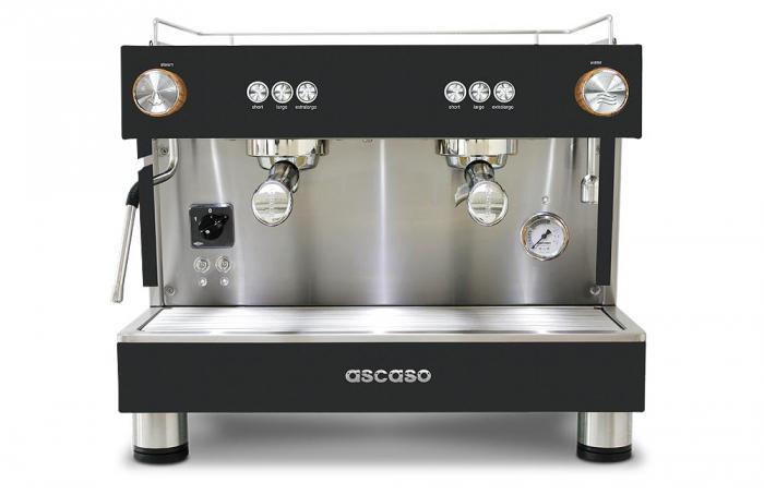 Espressor Ascaso Bar One - 2 Grupuri [0]