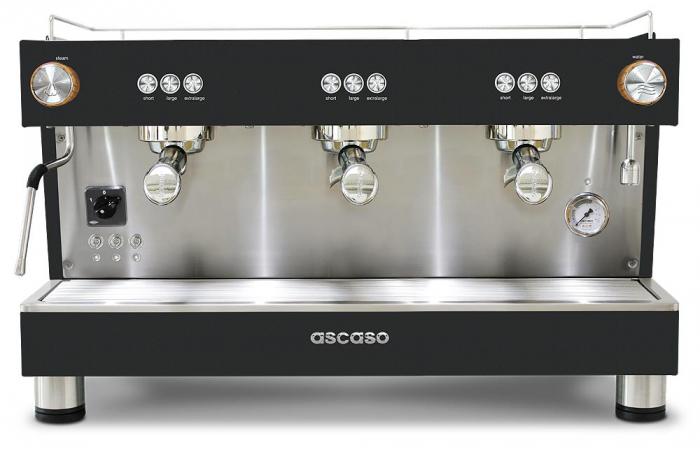 Espressor Ascaso Bar One - 3 Grupuri [0]