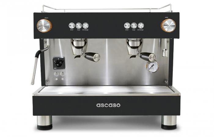 Espressor Ascaso Bar Pod - 2 Grupuri [0]