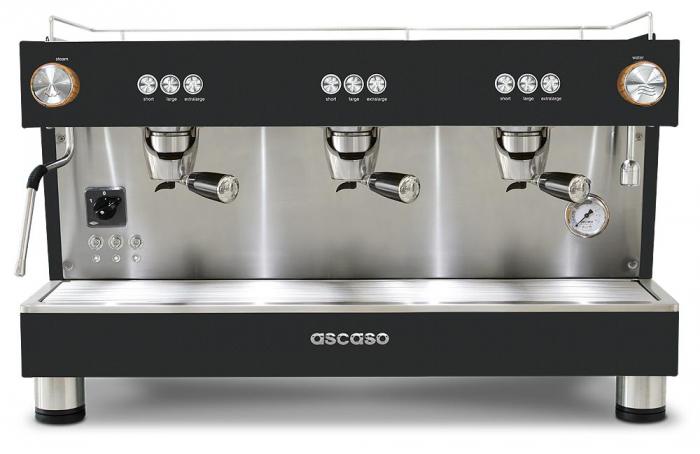 Espressor Ascaso Bar Pod - 3 Grupuri [0]