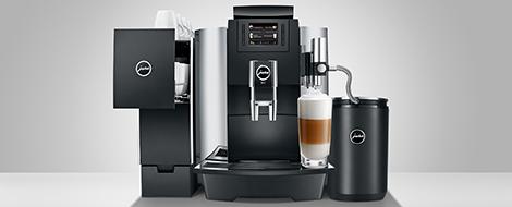 Espressor automat Jura WE8 [3]
