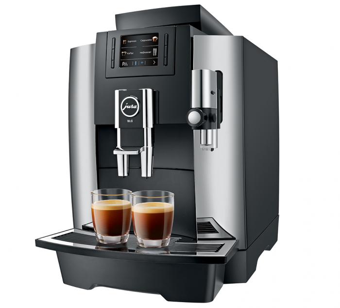 Espressor automat Jura WE8 [1]