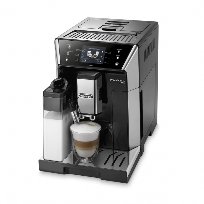 Espressor automat PrimaDonna Class ECAM550.55.SB 1