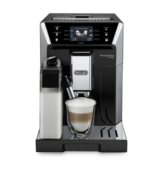 Espressor automat PrimaDonna Class ECAM550.55.SB 0