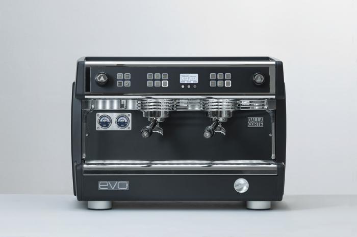 Espressor Dalla Corte Evo 2 cu 2 grupuri 1