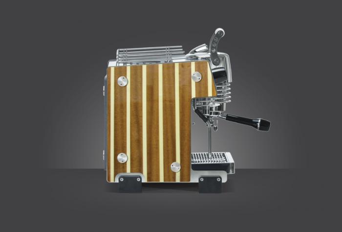 Espressor Dalla Corte MINA SH Coffeerama Gloss 2017 0