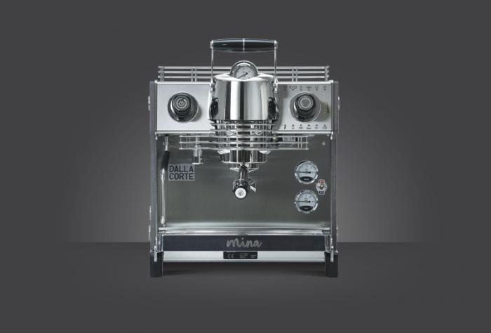 Espressor Dalla Corte MINA SH Coffeerama Gloss 2017 1