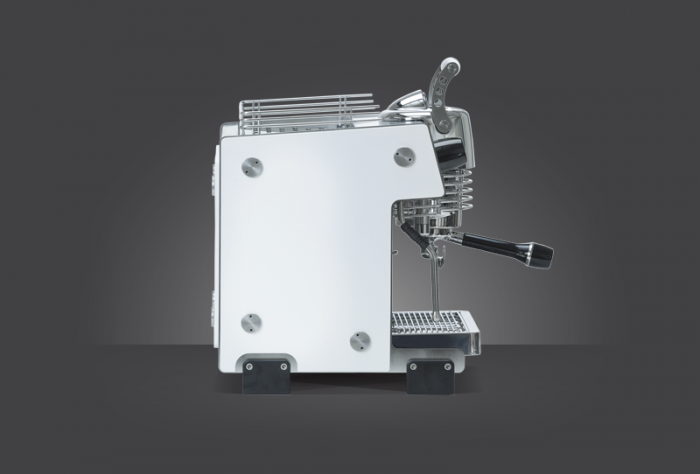 Espressor Dalla Corte MINA SH White 2017 0