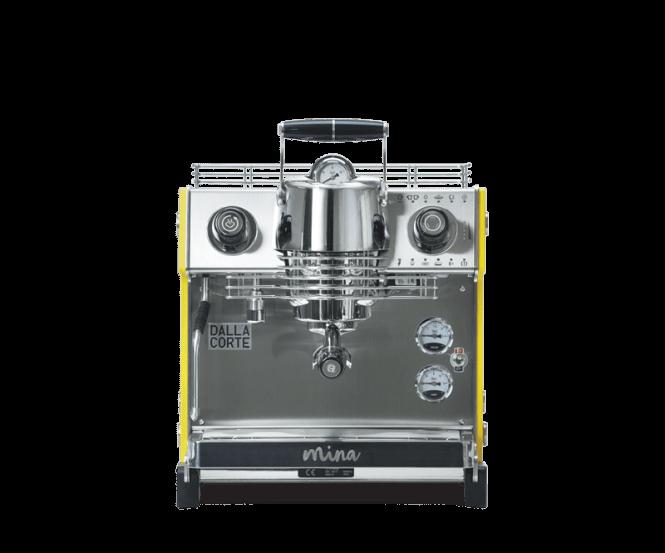 Espressor Dalla Corte MINA SH Yellow 1
