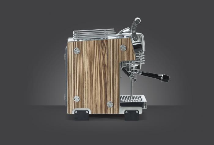 Espressor Dalla Corte MINA SH Wood Venner 2017 0