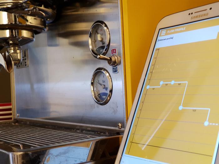 Espressor Dalla Corte MINA SH Coffeerama Gloss 2017 6