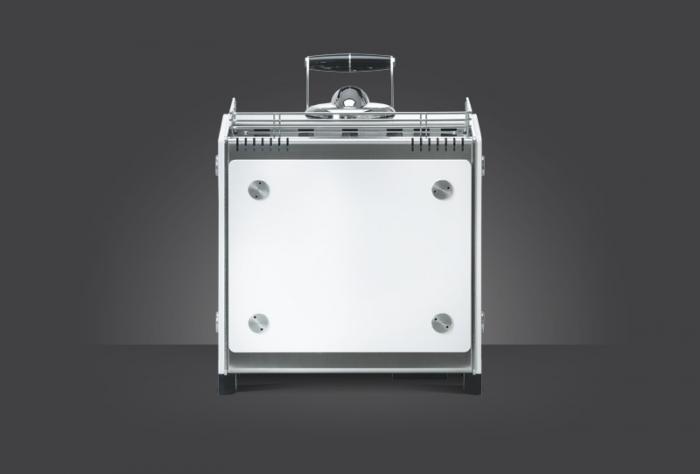 Espressor Dalla Corte MINA SH White 2017 1