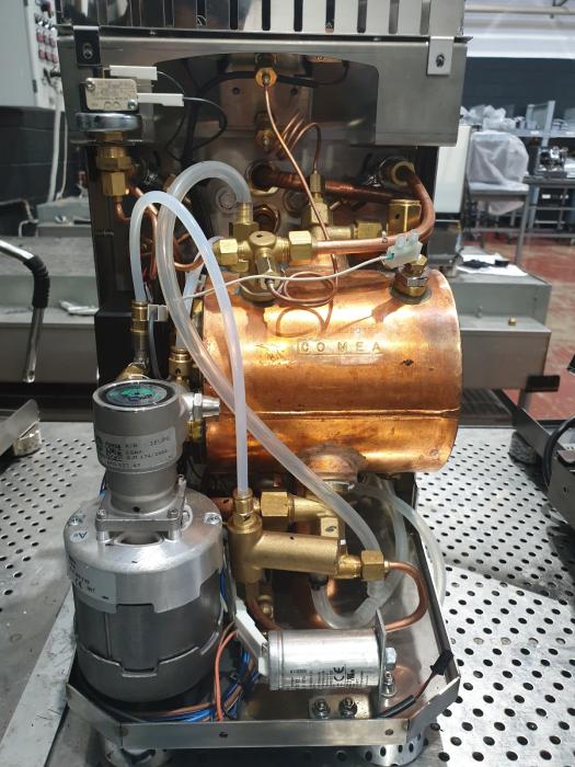 Espressor DOMOBAR Super Digitale 2020 6