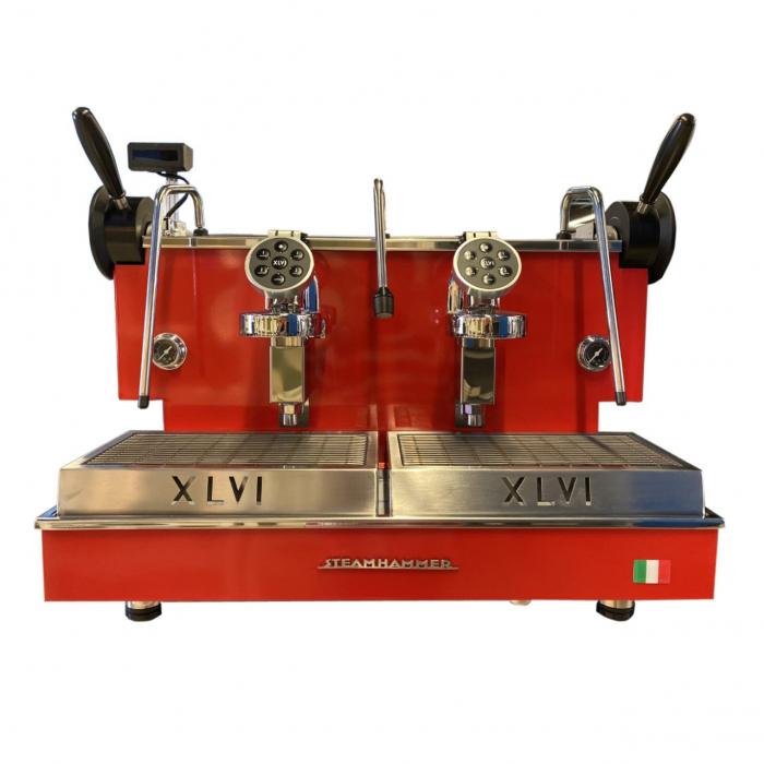Espressor XLVI Steamhammer 2 grupuri [5]