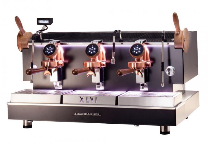 Espressor XLVI Steamhammer 3 grupuri 0
