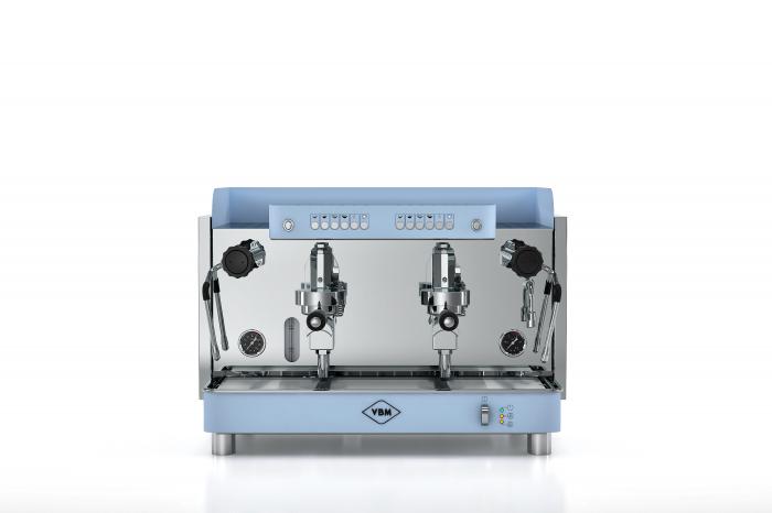 Espressor profesional VIBIEMME REPLICA HX MANUALE - 2 grupuri 0