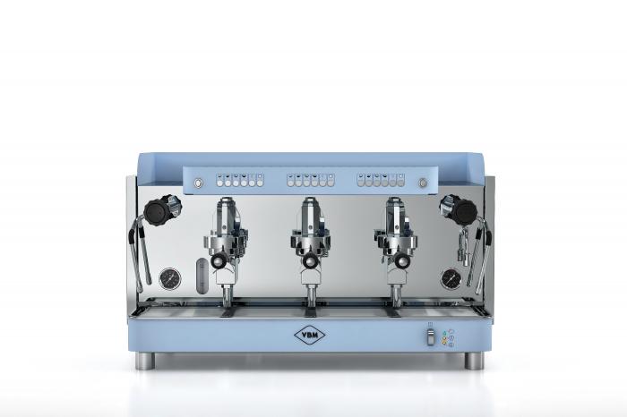 Espressor profesional Vibiemme Replica Manual 3 grupuri 0