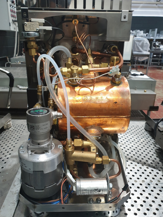 Espressor Vibiemme Domobar Analogica 5