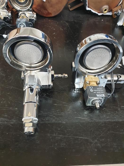 Espressor Vibiemme Domobar Junior 2B 10