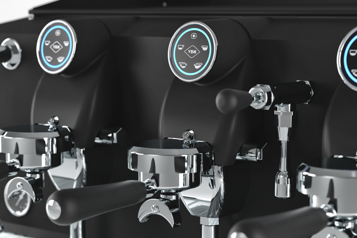 Espressor VIBIEMME Lollo Elettronica - 2 grupuri [1]