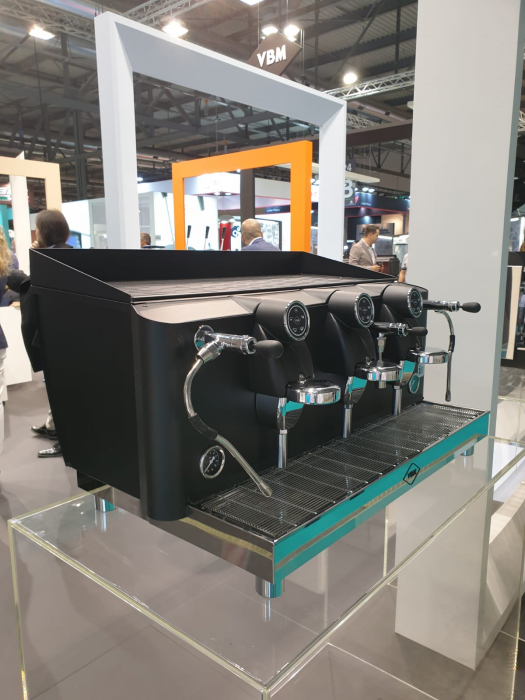 Espressor VIBIEMME Lollo Semiautomatica - 3 grupuri [5]