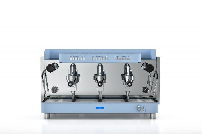 Espressor VIBIEMME REPLICA Electronic 2B multiboiler 3 grupuri 8