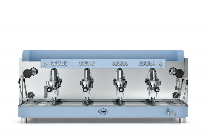 Espressor profesional VIBIEMME REPLICA HX ELETTRONICA - 4 grupuri 0