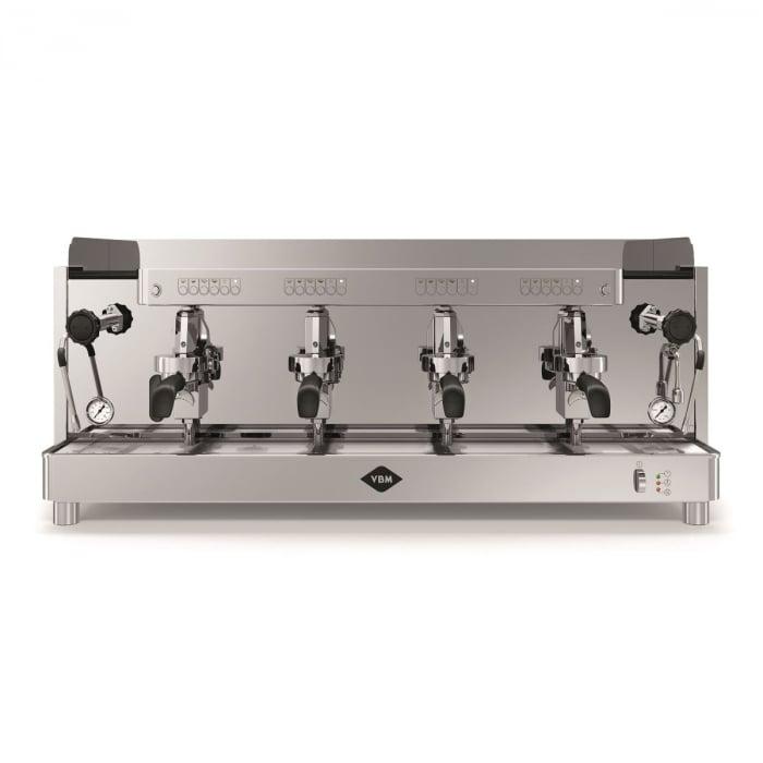 Espressor profesional VIBIEMME REPLICA HX ELETTRONICA - 4 grupuri [6]