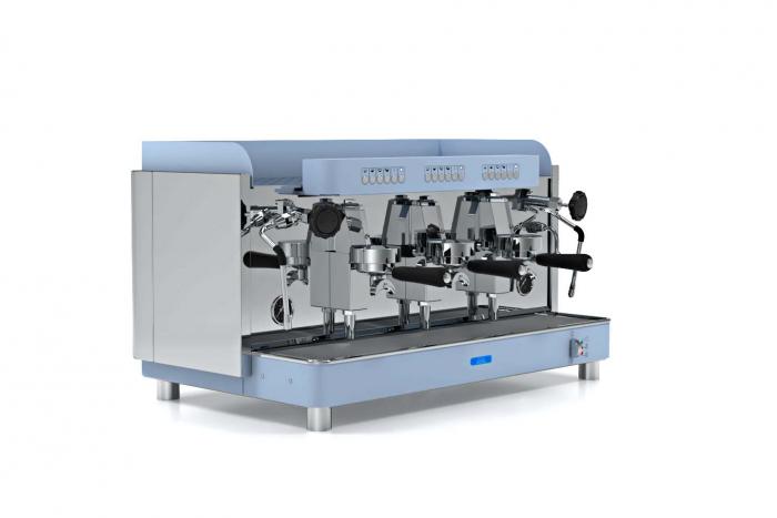 Espressor VIBIEMME REPLICA 2B ELETTRONICA - 3 grupuri 0