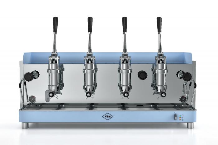 Espressor profesional VIBIEMME REPLICA PISTONE - 4 grupuri 0