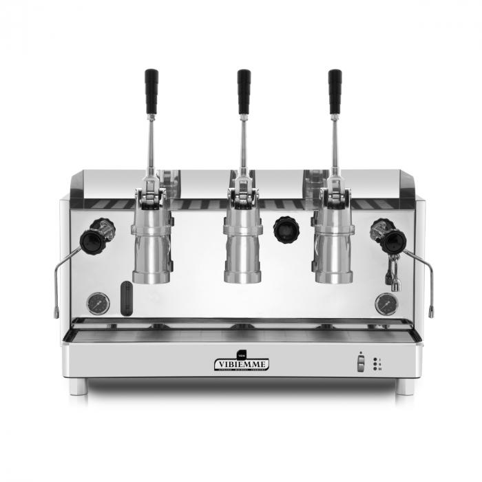 Espressor profesional VIBIEMME REPLICA PISTONE - 3 grupuri [16]