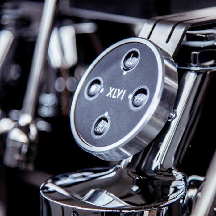 Espressor XLVI Steamhammer 3 grupuri 4