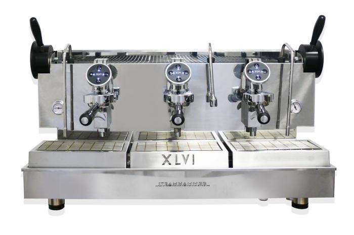Espressor XLVI Steamhammer 3 grupuri 1
