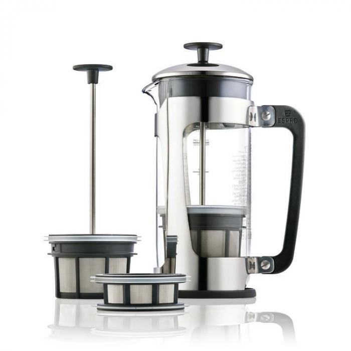 presa franceza pentru preparearea cafelei espro-french-press-p5 0