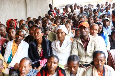 Ethiopia Bizuneh Woman Project [2]