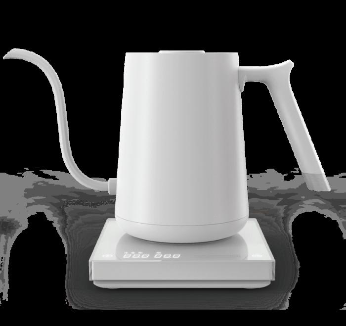 "Fierbator electric apa pentru acasa 600ml alb ""FISH SMART"" Timemore [0]"