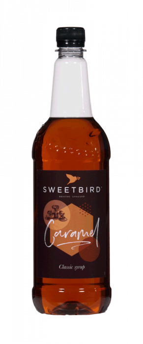 Sirop Caramel Sweetbird 1L 0