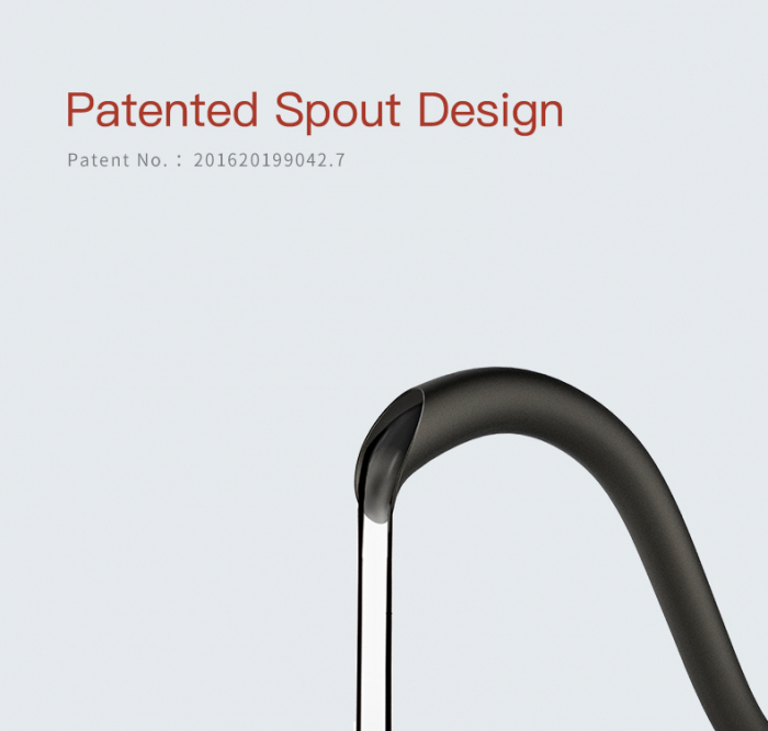 """Kettle electric """"Thin Spout"""" standard timemore 4"""