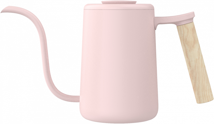 KETTLE POUR OVER  pink Timemore 0