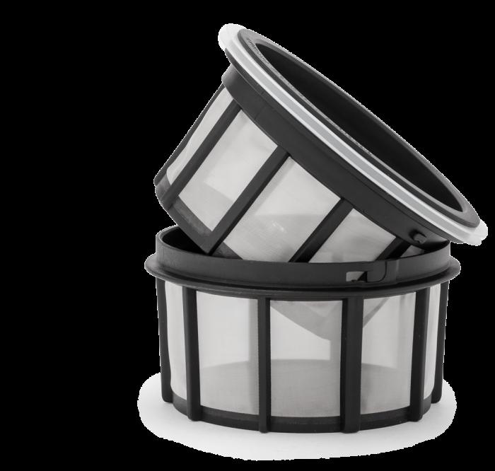 Micro-filtru dublu pentru cafea sau ceai Espro 0