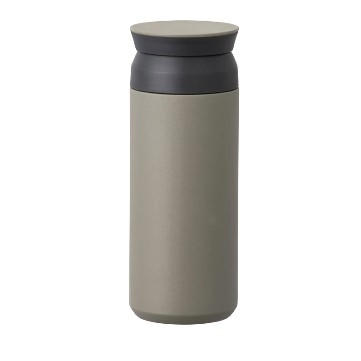 Pahar reutilizabil termoizolant Kinto 500 ml - Kaki [0]