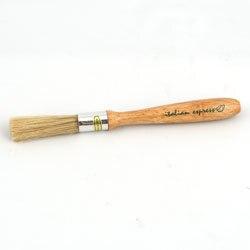 Pensula lemn pentru curatarea rasnitei - L. 200mm - Ø 14X45mm 0
