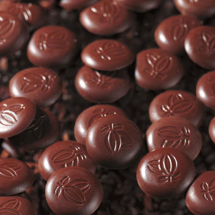 Ciocolata pentru Gatit Vegana Organica Couverture Virunga 70% - Origine Congo de Est 2