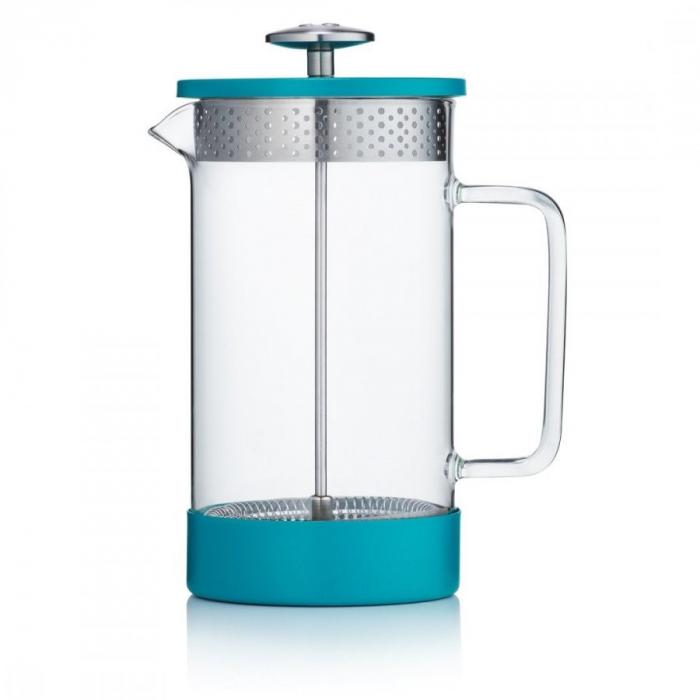 Presa Franceza Barista & Co Core 8 cupe 1000 ml - Turcoaz [0]