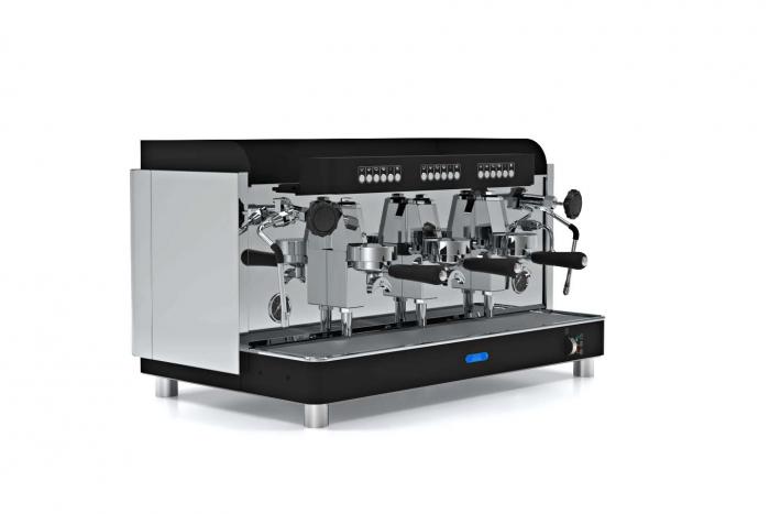 Espressor profesional VIBIEMME REPLICA HX ELETTRONICA - 3 grupuri 1
