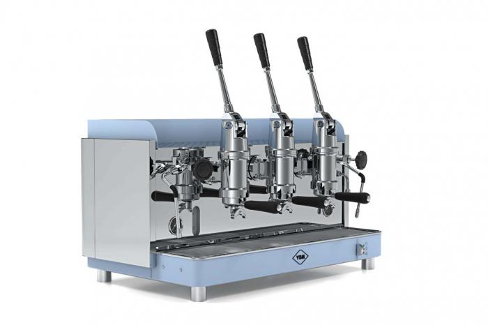 Espressor profesional VIBIEMME REPLICA PISTONE - 3 grupuri [5]